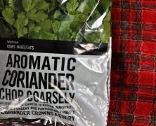 Food & Obsession 1: Koriander