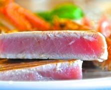 Perfekter Thunfish & Kaiserliche Granate