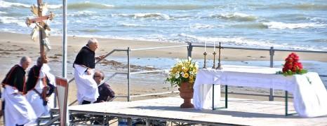 Prozession, Marathon, Mare… Ostern in Italien
