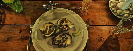 Austern & Scampi – Teil 1 Neptuns Festtagsmenü