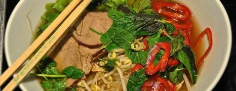 PHÒ BÒ – die Königin der Suppen