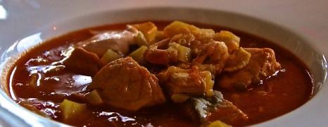 Gastrezept – Fischsuppe mit Safran & feinem Hummer-Orangenduft