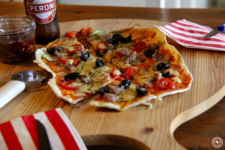 10_High Tech Pizza