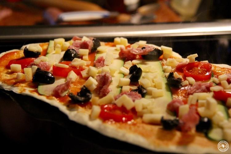6_Pizza Belag