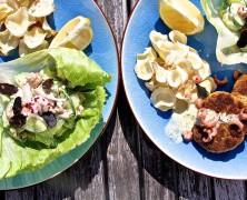 Eine Reise an die Nordsee mit Fischburger & Co