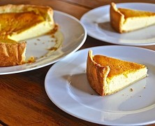 Kleiner Cheesecake for 2