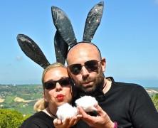 Frohe Ostern – Buona Pasqua – Happy Easter!!!