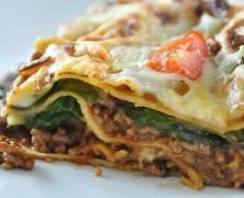 Happy Rainbow Lasagne – Bunter Mangold