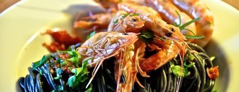 Die dunklen Seiten der Verführung: Black Pasta