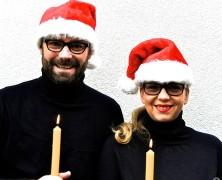 Fröhliche Weihnachten von den Giuseppels!